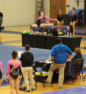 floor straddle jump shamrock invite